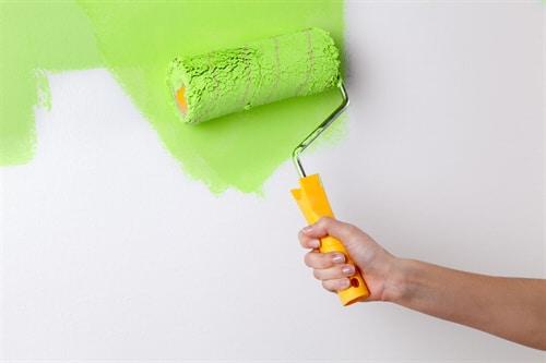 mietwohnung r ckgabe mit ungew hnlicher farbgestaltung. Black Bedroom Furniture Sets. Home Design Ideas