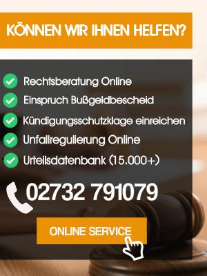 Rechtsanwälte Kotz Online Formulare und Service