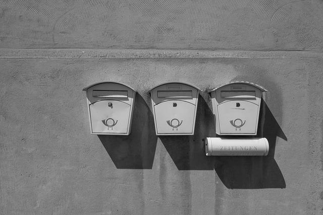 Große Umschläge passen nicht in Briefkasten – Vermieters muss nachrüsten