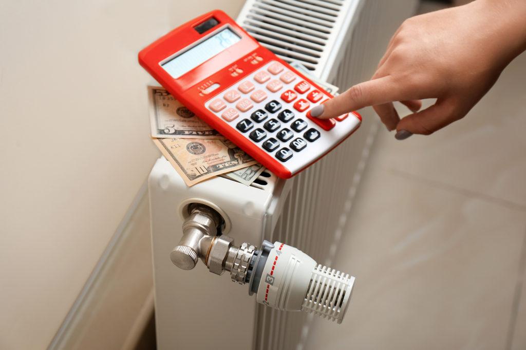 Heizkostenabrechnung bei Wohnraummiete - Richtigkeit der Wärmeerfassung