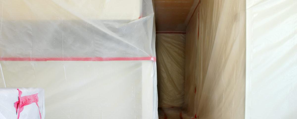 Asbestplatten unter Parkett ein Mietmangel?