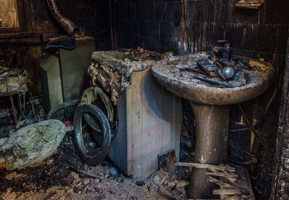 Brandschaden durch Waschmaschine des Mieters - Schadensersatzanspruch des Vermieters