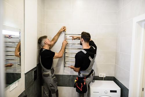 Wohnwertminderung bei unzureichender Elektroinstallation im Bad